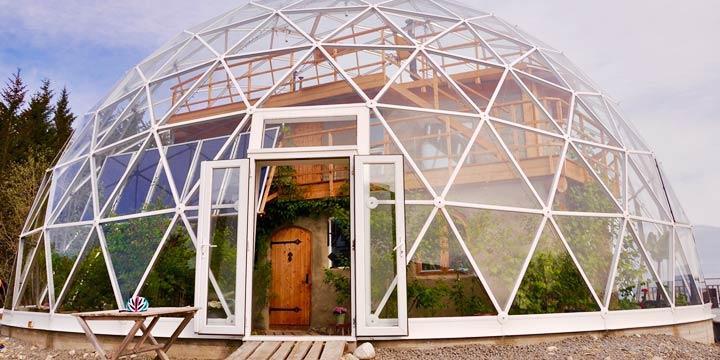 Diese norwegische Familie lebt im eigenen Eco-Haus