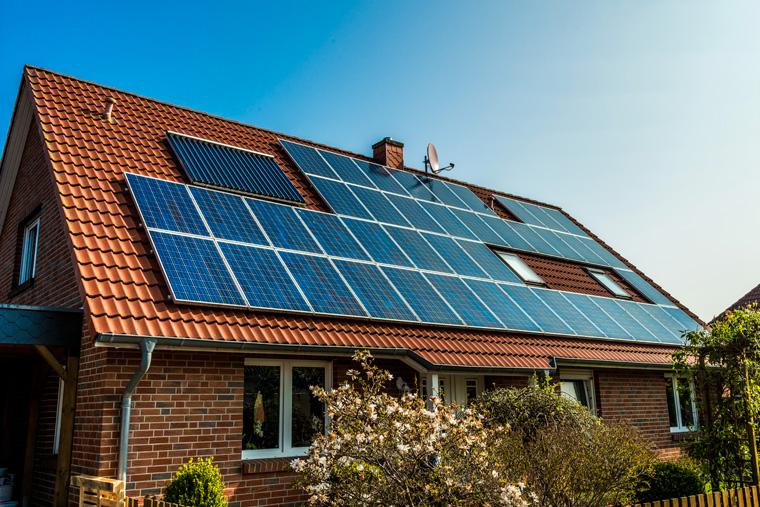Photovoltaikanlage: Solaranlage im Eigenheim