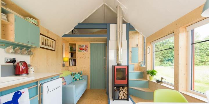 Tiny House: Warum der kleine Raum so glücklich macht!