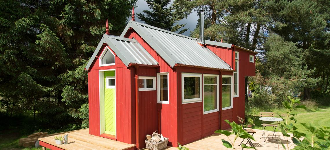 Tiny House: Das große Glück auf kleinstem Raum
