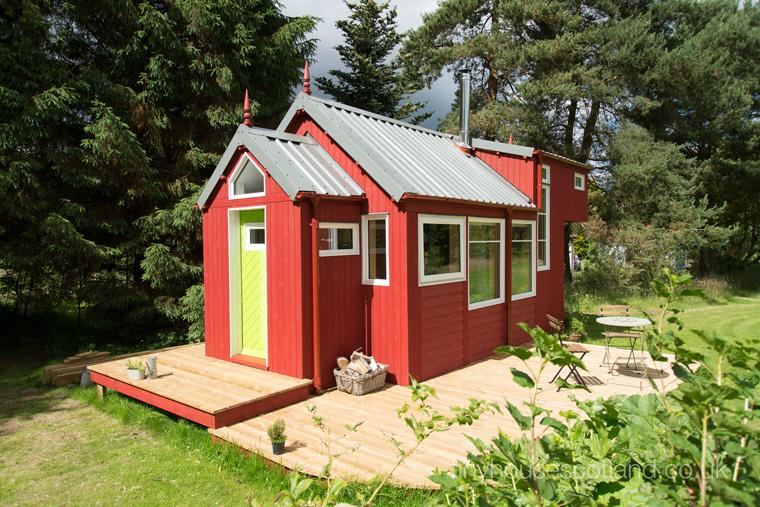 Tiny House in Schottland