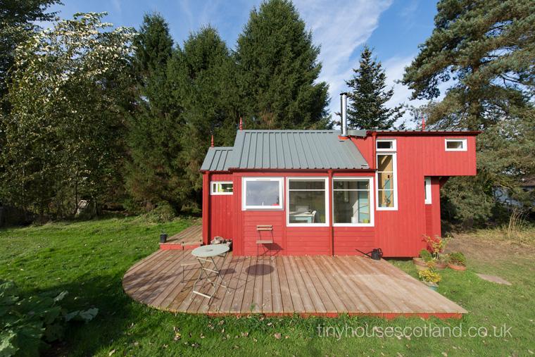Tiny house leben auf kleinstem raum minimalismus ist der for Haus minimalistisch