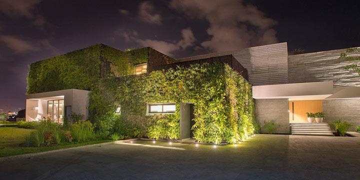Nachhaltiges Traumhaus mit Ozeanblick