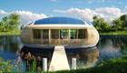 Das schwimmende Haus, umweltfreundlicher geht kaum