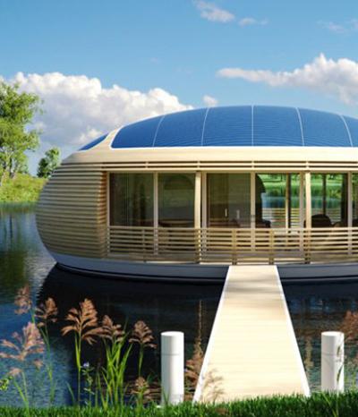Neue nachhaltige Lebensräume erobern