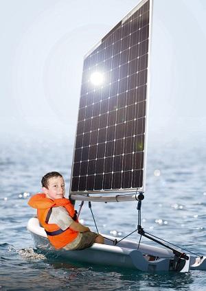 Photovoltaik ist kinderleicht. © Woche der Sonne