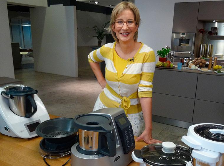 : Im neuen Haushaltscheck werden kochende Küchenmaschinen auf Mark und Bein getestet