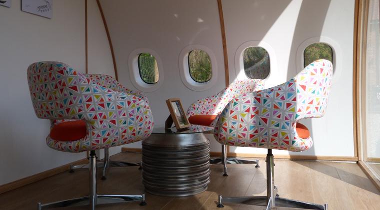 Bei der Gestaltung eines Aeropods sind fast keine Grenzen gesetzt
