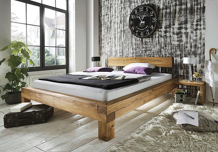 rustikale m bel schlafzimmer einrichten nachhaltige eco. Black Bedroom Furniture Sets. Home Design Ideas