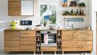 Öko Küchen aus massivem Holz