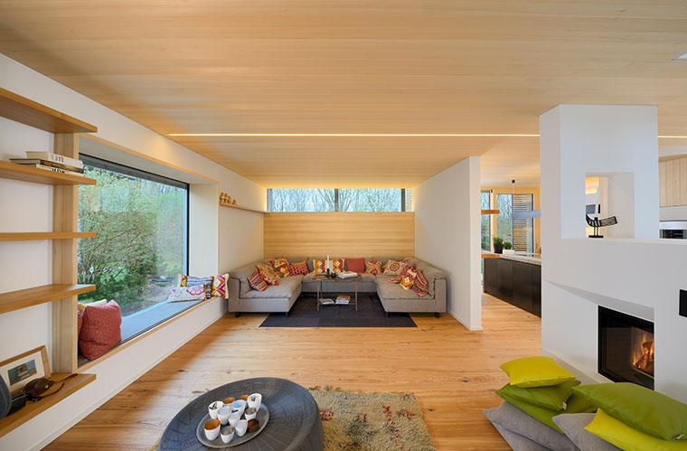 Wohliges Wohnen mit innovativem Lichtdesign