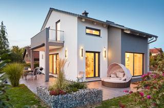 Wohnharmonie im energieeffizienten Familienhaus