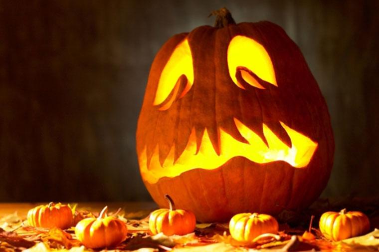 Kürbis Schnitzen Zu Halloween Vorlagen Und Anleitungen