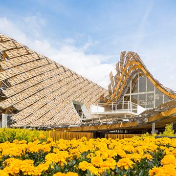 So eco und chic kann Architektur sein