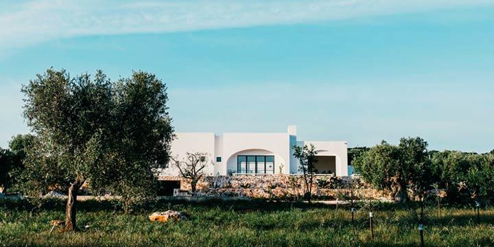 Minimalismus Urlaub im nachhaltigen Bauernhaus