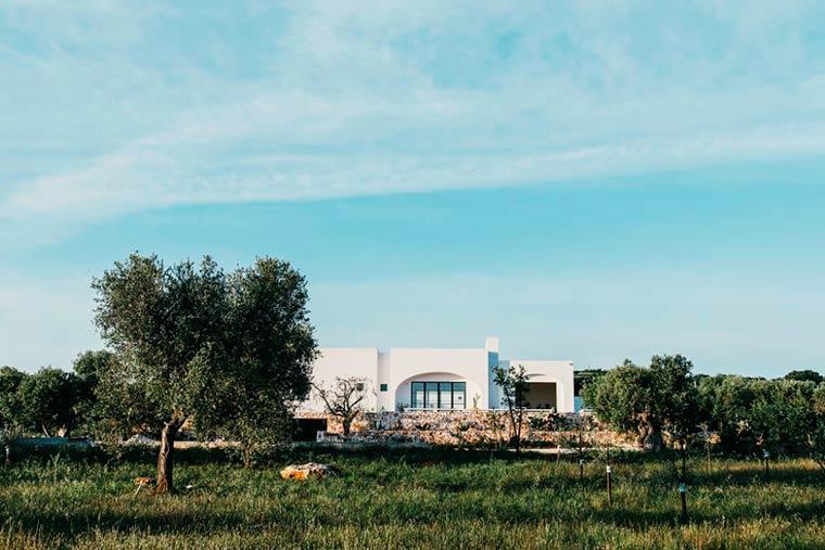 Urlaub in Masseria Moroseta - einem nachhaltiges Bauernhaus
