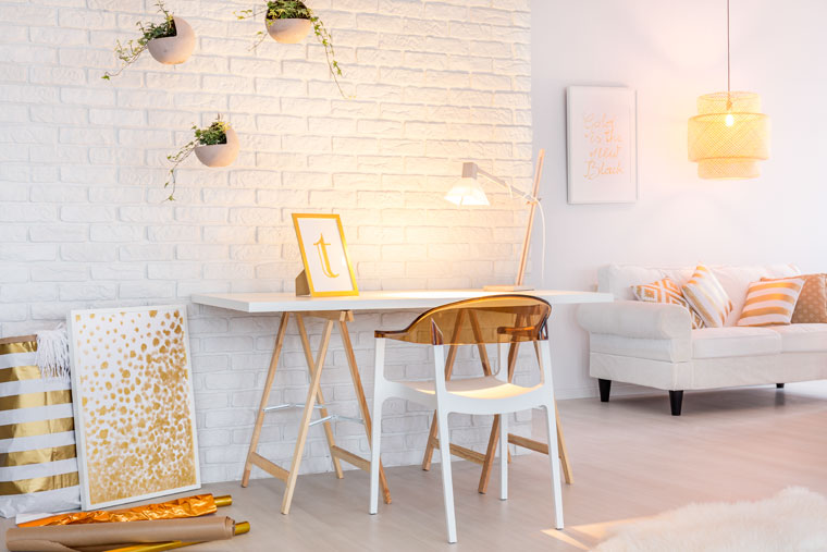 Minimalistisch wohnen warum weniger zeug gl cklich macht for Wohnung minimalistisch