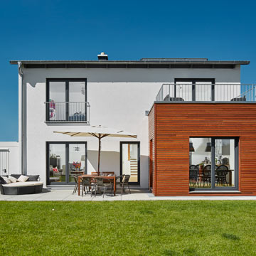 Was Sie beim Hausbau beachten sollten