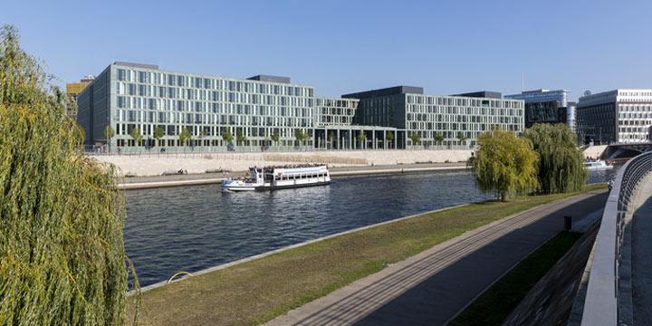 Musterbeispiel für nachhaltige Architektur