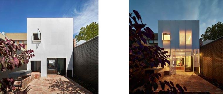 Kein Haus wie jedes andere: das Mills Haus in Melbourne