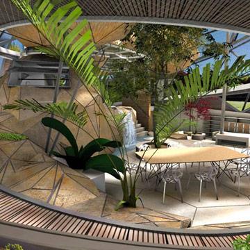 Bio-Architektur: Ökologisch und umweltgerechte Lebensräume