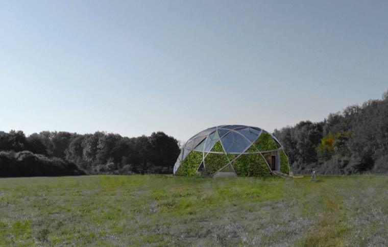 Öko-Haus von eXo/nat