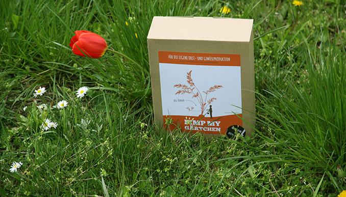 Düngepulver eignet sich besonders für Rasen und Beete © GreenLab