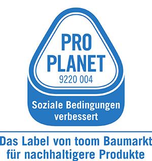 toom setzt auf Pro Planet