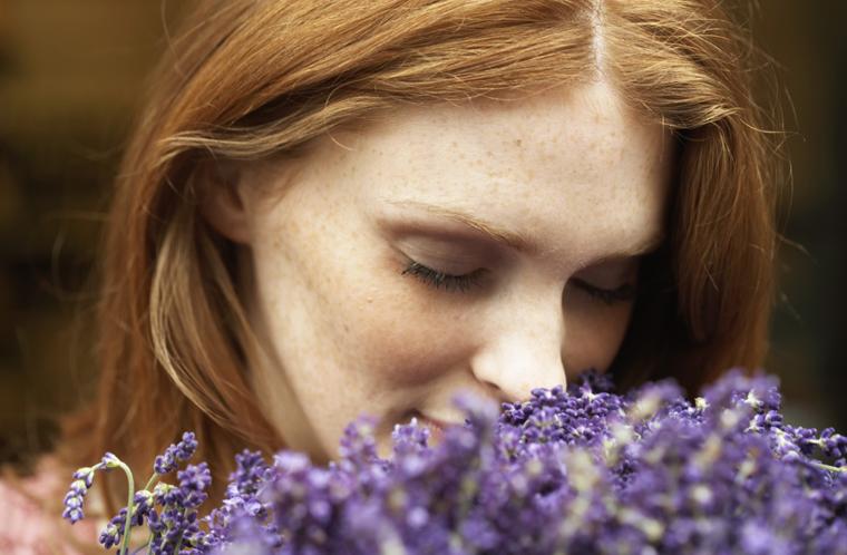 Frische, wohnliche Gerüche stimulieren unsere Sinne.