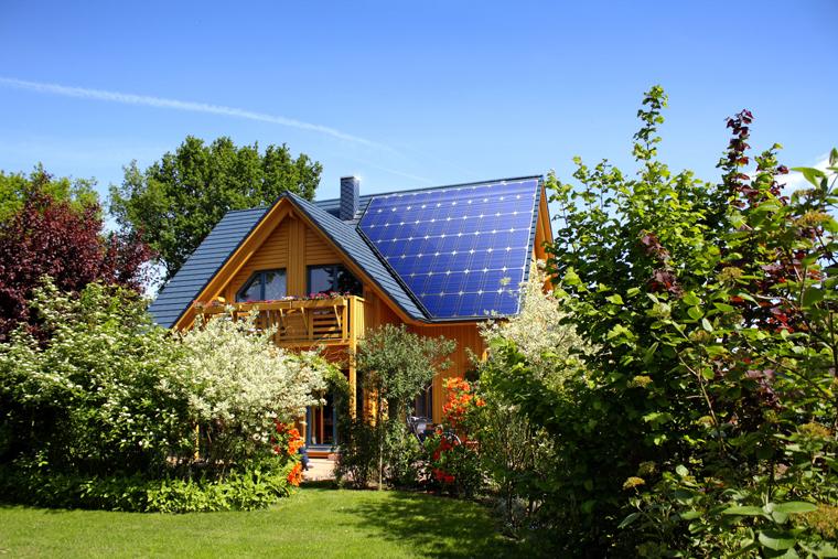 Solar Anlagen werden geringfügig gefördert