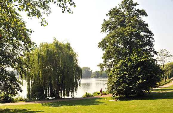 Hamburger Stadtparks feiern 100. Geburtstag