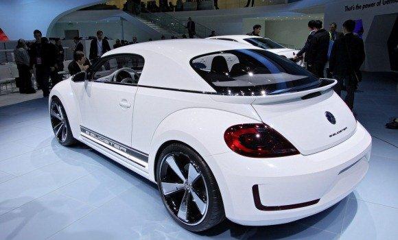 Schicker Flitzer bald in Serie? VW E-Bugster steht voll unter Strom