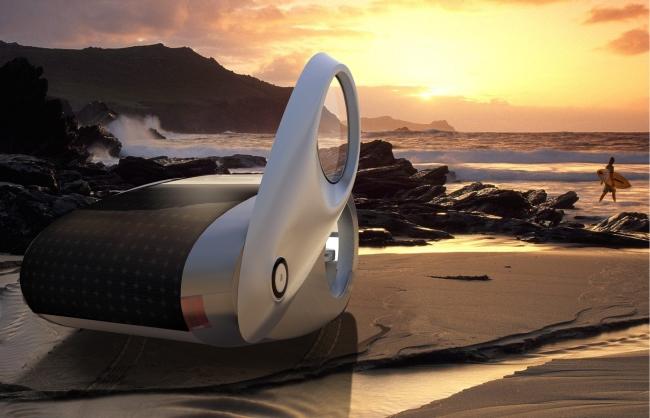 Ecco: Elektromobil für den Camper der Zukunft