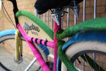 Fahrrad-Strick