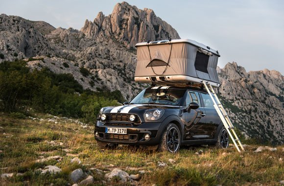 Freiheit auf vier Rädern: Der Mini-Camper