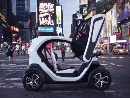 GfK-Studie zu Elektromobilität: Renault Twizy beliebtestes Elektroauto