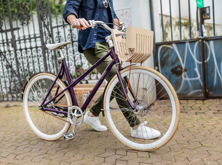 Wenn aus Kaffeekapseln Fahrräder werden