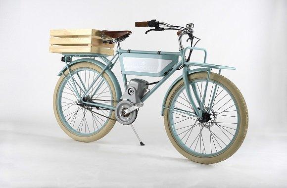 Lampociclo: Vintage Bikes als Pedelecs