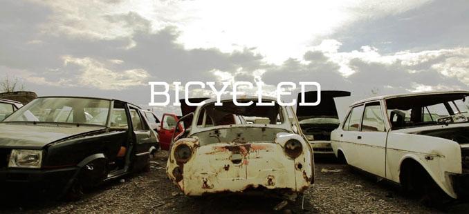 Aus Autoschrott ein hochwertiges Fahrrad machen ©Bicycled