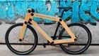 Holz-Fahrrad zum Selberbauen
