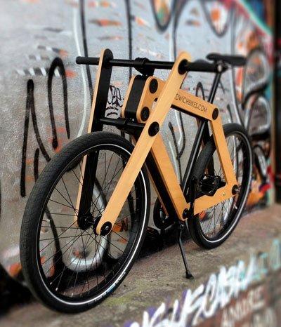 Bausatz für ein cooles Bike