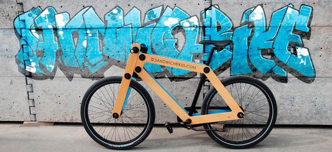 Das Sandwich Bike von Bleijh
