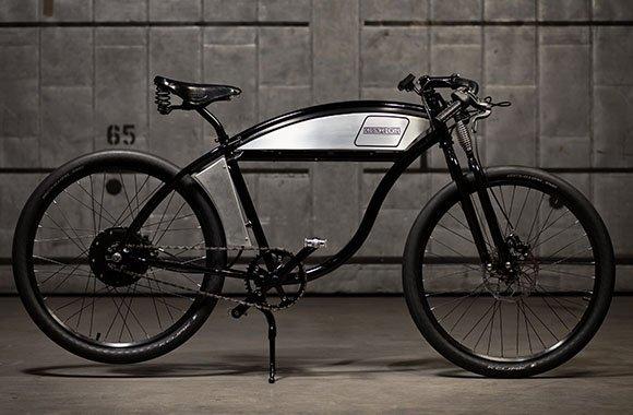 Derringer Electric-Bike im Nostalgie-Look