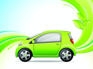 Elektro-Auto-Aufladung
