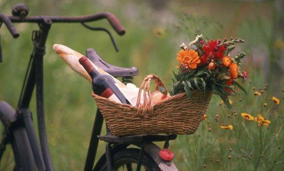 Der Frühling ist da! Ideales Wetter für die erste Fahrradtour