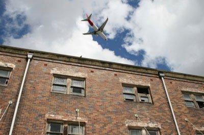 Immer mehr Bürger betroffen: Fluglärm macht krank