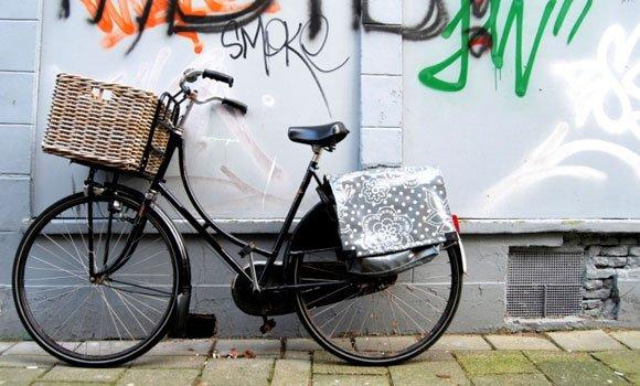 Auf Hollandrädern durch den Frühling