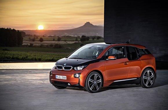 E-Mobil: BMW mit neuem Elektroauto!