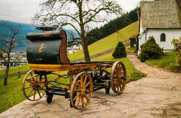 P1 - der erste Porsche als Elektromobil