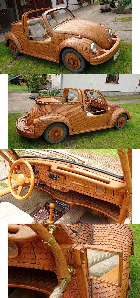 Ein ungewöhnliches Auto mit Faible fürs Detail © Willsheer